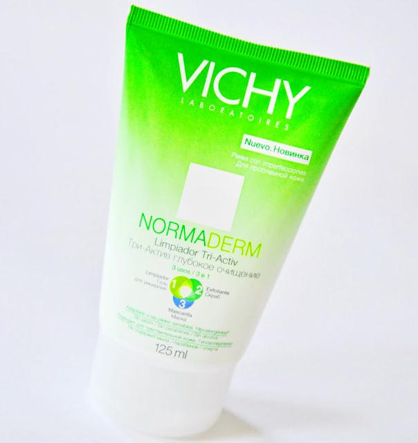 Vichy Normaderm Limpiador Tri-Activ