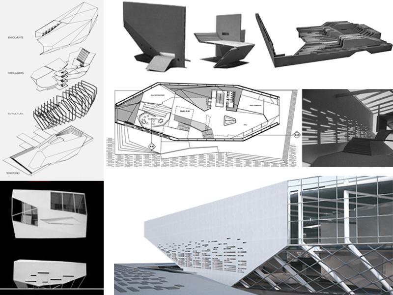 Maestria dise o arquitectonico avanzado biblioteca for Maestria en interiorismo arquitectonico