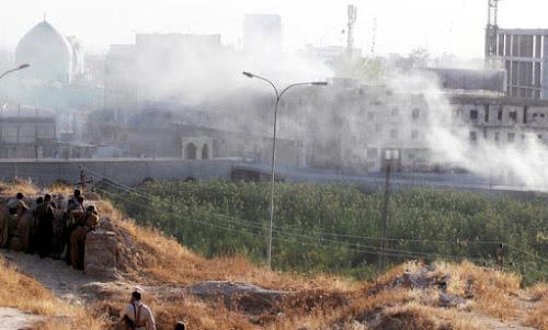 Rússia condena ataque aéreo americano perto de Kirkuk