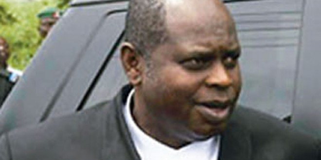 corruption of nigeria Diepreye Alamieyeseigha