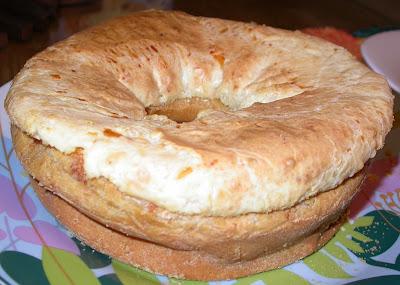 Pão de queijo maracanã