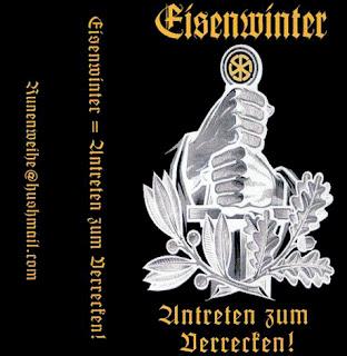 Eisenwinter - Antreten Zum Verrecken! [Demo] (2004)