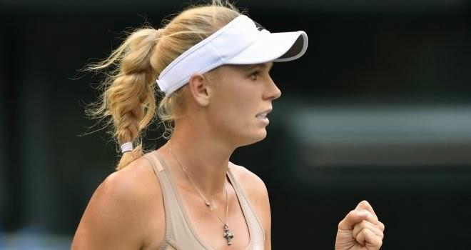 Caroline Wozniacki and Ana Ivanovic reach WTA Pan Pacific Open final
