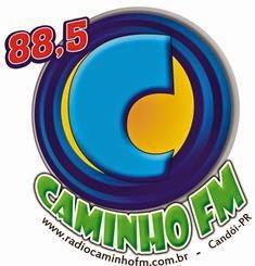 Rádio Caminho FM de Candói PR ao vivo