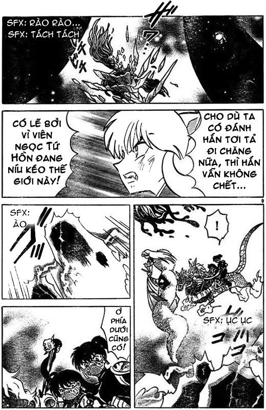 Inuyasha-Khuyển Dạ Xoa-Bản Đẹp chap 517 Trang 8