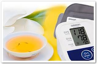 Зеленый чай снижает кровяное давление