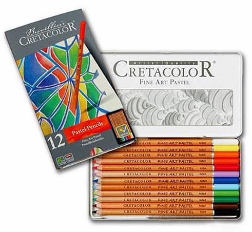Тук ще откриете моливи сухи пастели Fine Art