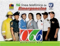 Como activar a los servicios de Emergencias 066