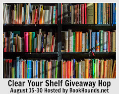 Clear Your Shelf Giveaway Hop