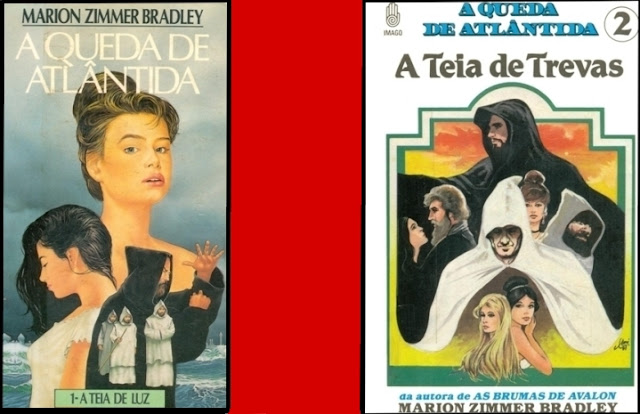 Marion Zimmer Bradley livros sobre a Atlantida e pdf