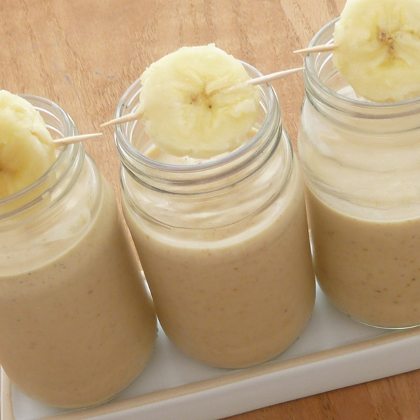 Peanut Butter Bomb Smoothie For Two Recipes — Dishmaps