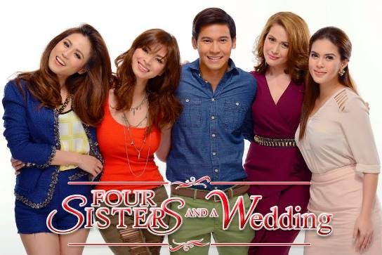 Four Sisters and A Wedding main cast and full trailer