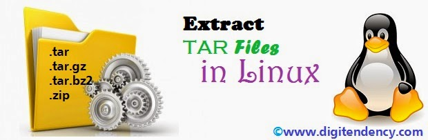 How to Extract/Unzip .tar Files in Linux