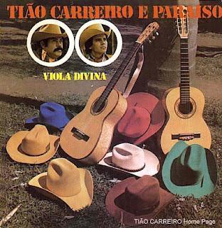Ti�o Carreiro e Para�so - Viola Divina (1978)