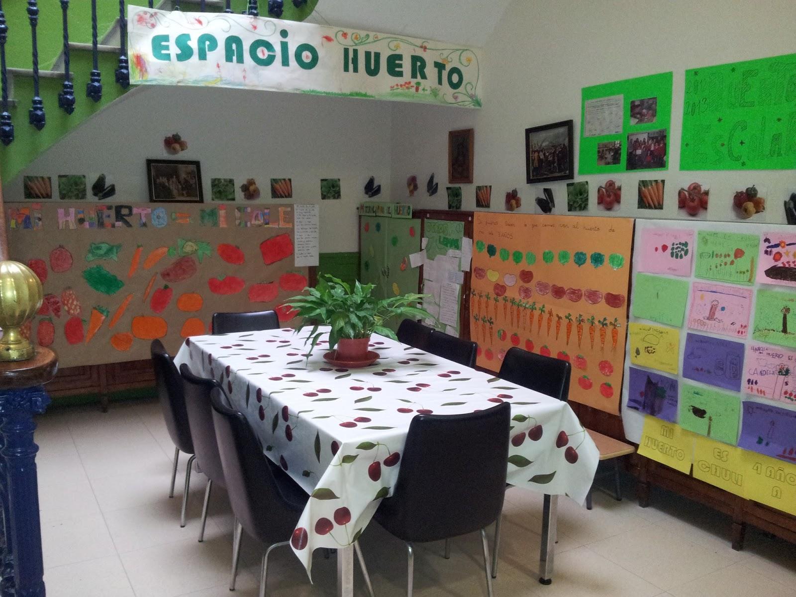 Nuestro Huerto Escolar Nuestra Visi N ~ Como Hacer Una Huerta Ecologica