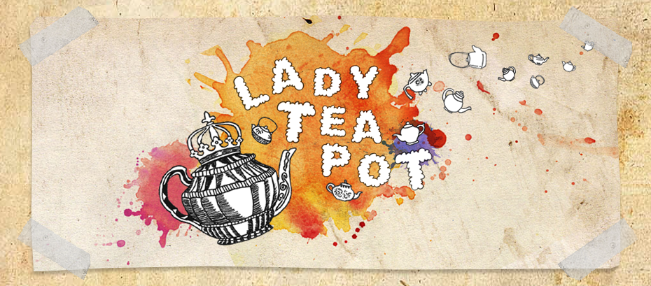 Lady Teapot's Blog