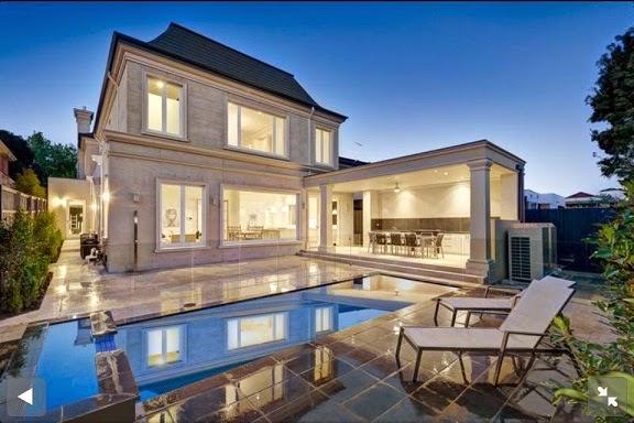 Fachadas de casas modernas for Estilos para casas
