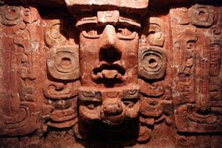 Храм ночного солнца в гватемале