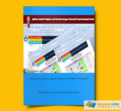 Download Aplikasi Jadwal Pelajaran Anti Bentrok dengan Microsoft Excel Download Terbaru Gratis