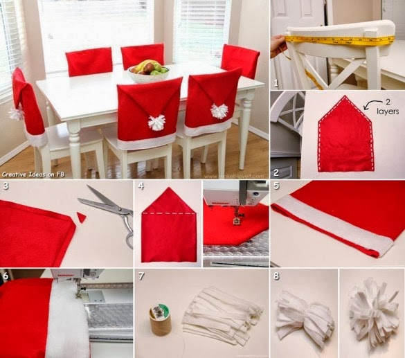How to Recycle: Do it Yourself Christmas Decor Tutorials