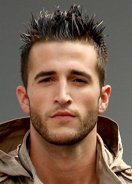 simple beard styles men