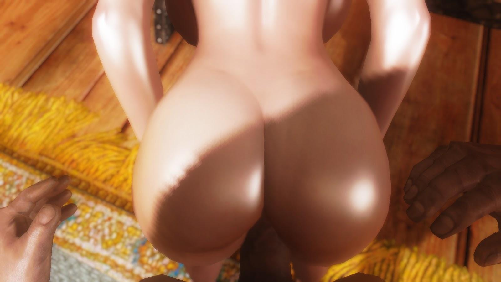 Skyrim nude skin erotica movie