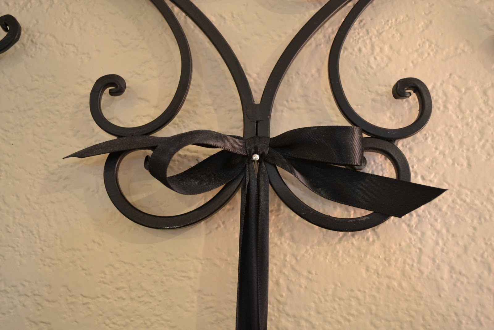 Therapy Everyone needs some DIY Wrought Iron Picture