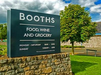Booths Supermarket, good customer service, Kirkby Lonsdale, Kendal, Settle, Preston