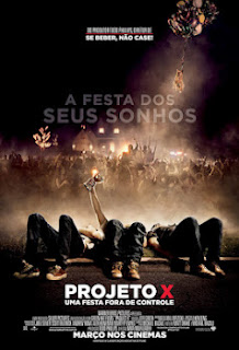 Assistir Filme Projeto X - Uma Festa Fora de Controle Dublado Online