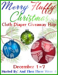 Cloth Diaper Giveaway