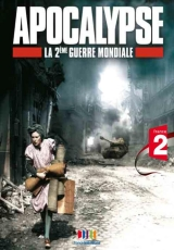 Carátula del DVD Apocalipsis: la Segunda Guerra Mundial