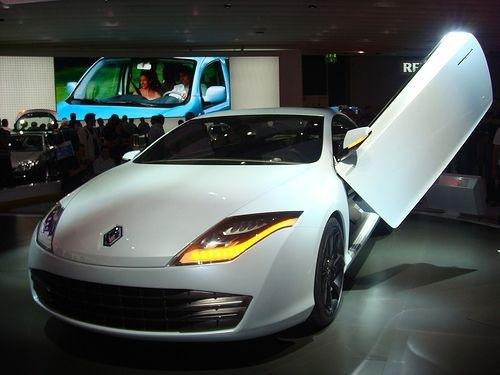 Renault Laguna 2011 Car Motor