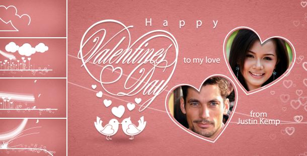 VideoHive Classic Valentines E-Card