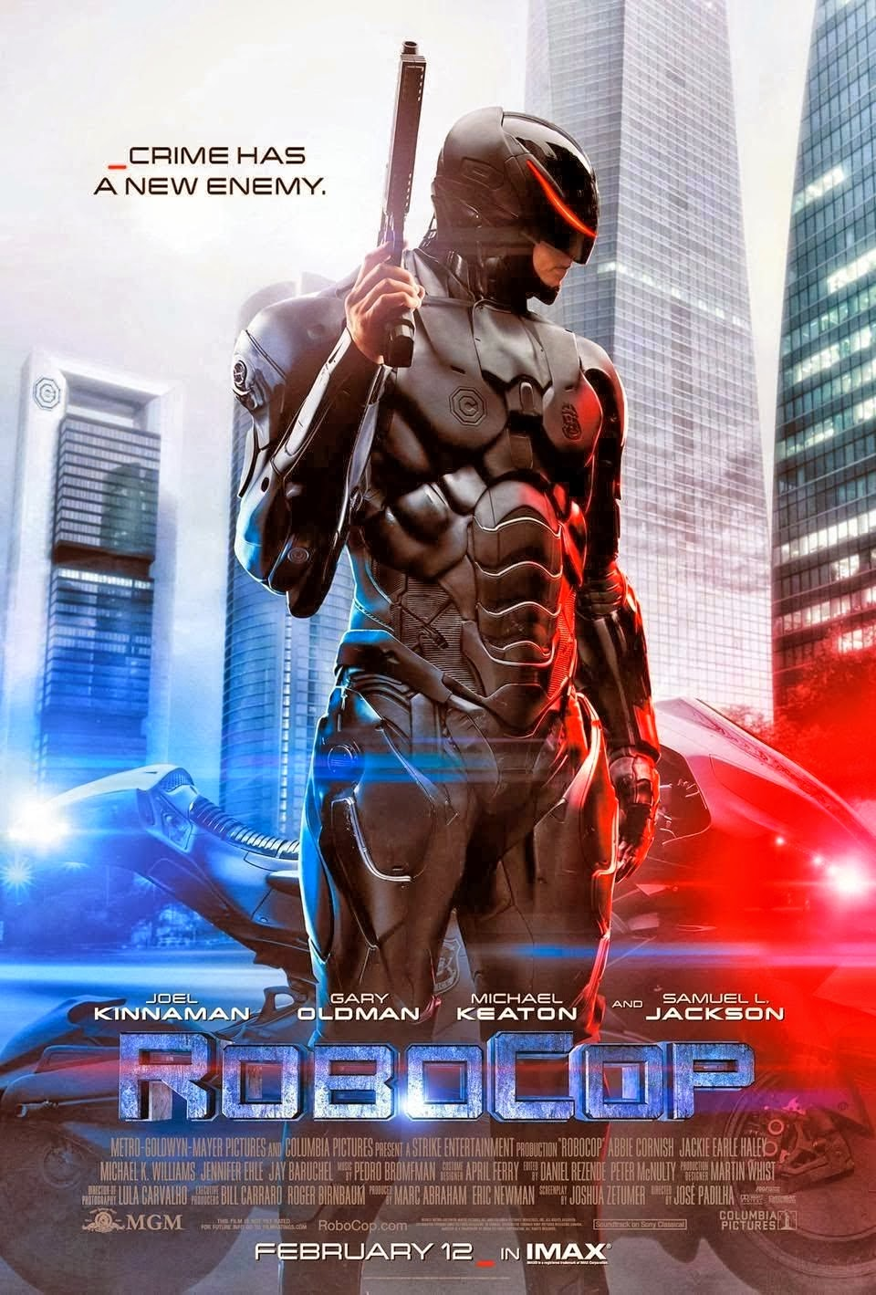 Regarder RoboCop VK Streaming