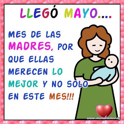 BIENVENIDO, MAYO.  MES DE LAS FLORES. Imagen+feliz+mes+de+mayo+15