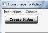 تحميل برنامج From Image To Video 0.5 مجانا