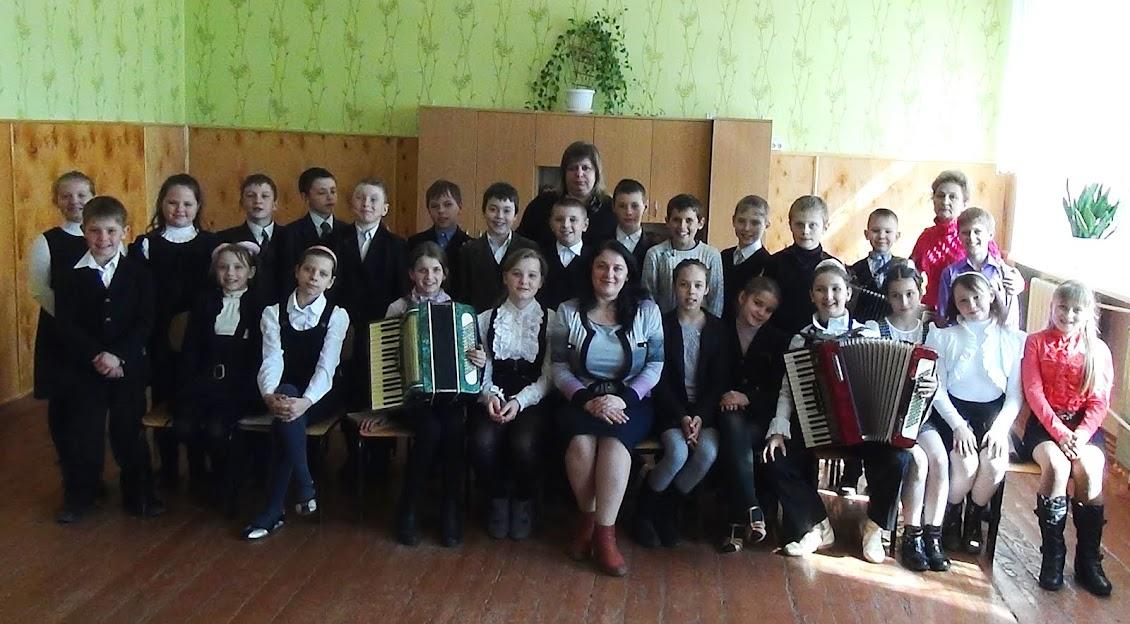 Свято до Шевченківських днів