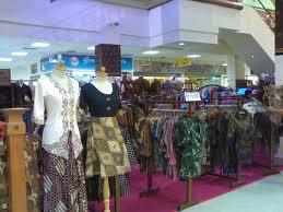 Bisnis baju batik murah