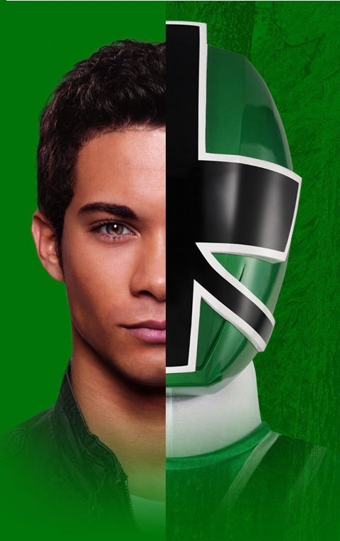 hector david jr. Power Ranger Boy: Hector David