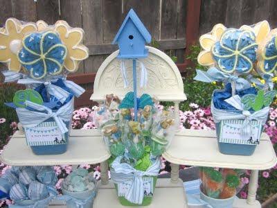 Homespun With Love: Easter Garden Party Ideas