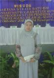 Ny. Lora Hamdarida menghadiri Pelantikan Serjana
