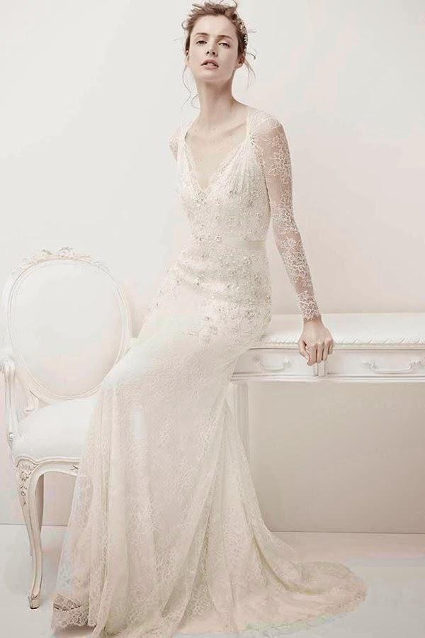 Jenny Packham 2015 Bridal Campaign
