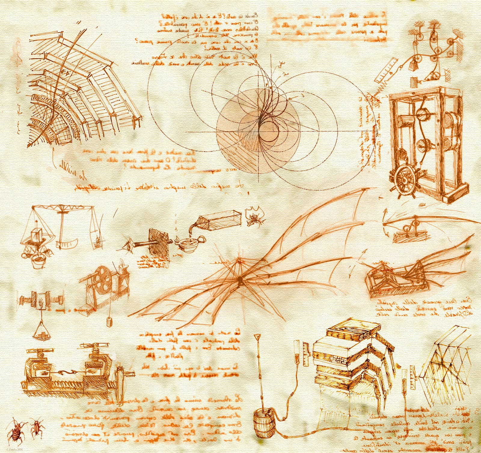 Colloque : « Leonardo da Vinci on Nature » (1-3 mars 2013, Florence ...