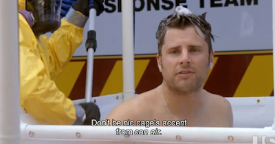 James Roday Shirtless Posted 26 april 2013 - 04:13
