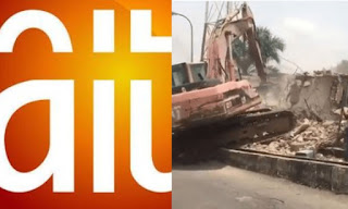 REVEALED!!! Why FCT Administration Pulled Down AIT Structures