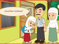 Soal PAI Kelas 4 Kurikulum 2013 Bab Aku Anak Sholeh Semester 1