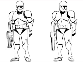 Star Wars Free Printables Coloring Pages