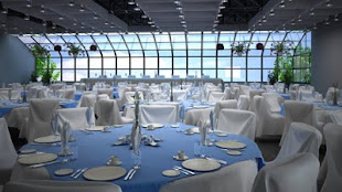 Newly Renovated Banquet Hall