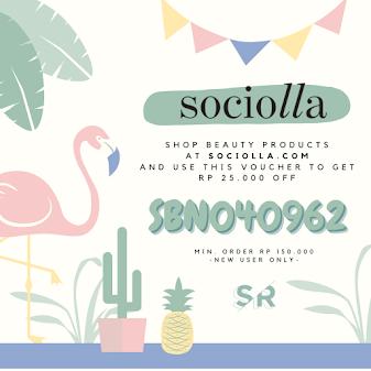 Shop at Sociolla Here