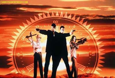 Robert Rodriguez vampire horror starring george clooney quentin tarantino harvey keitel
